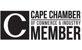 Cape Chamber of Commerce and Industry Membership Logo